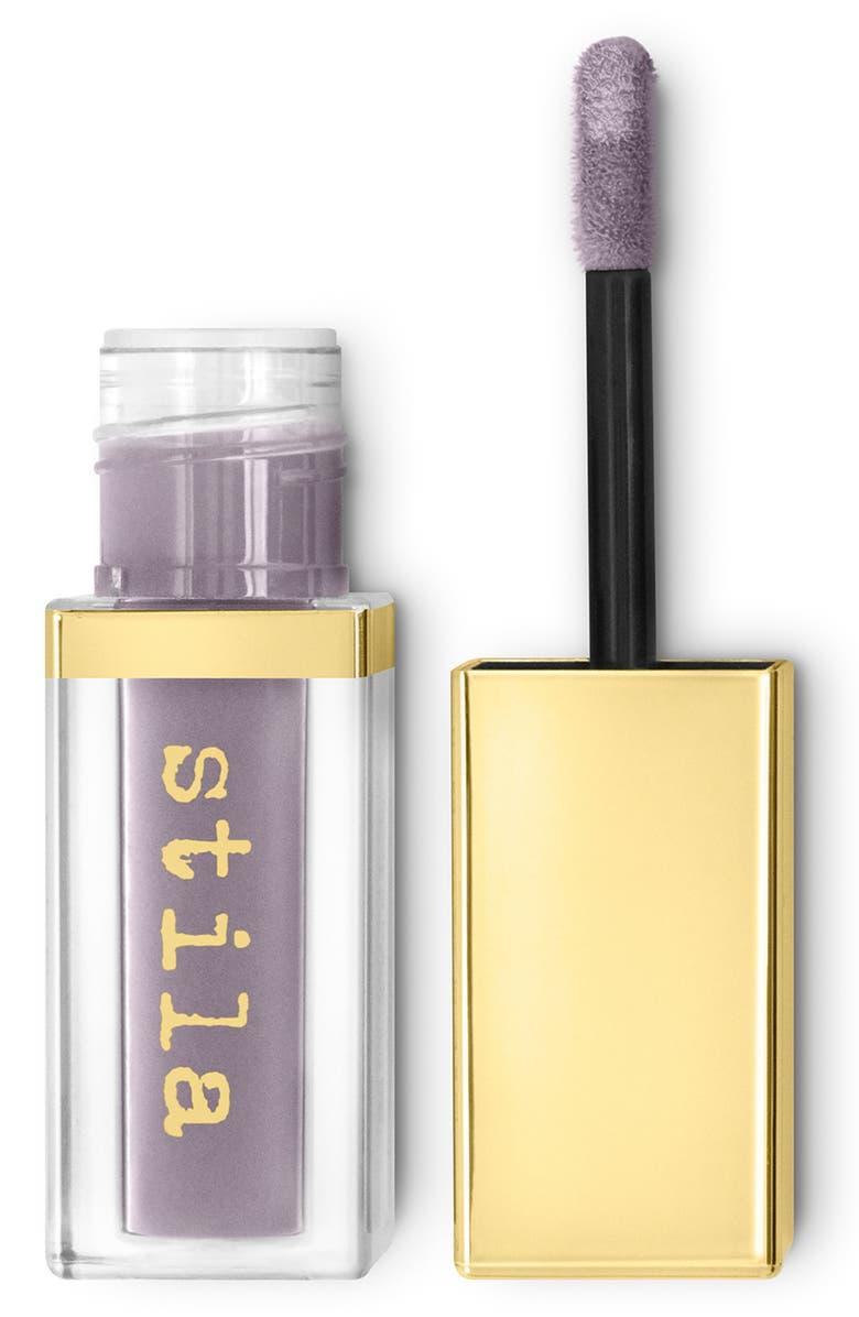 STILA Suede Shade Eyeshadow, Main, color, SMOKY SILK