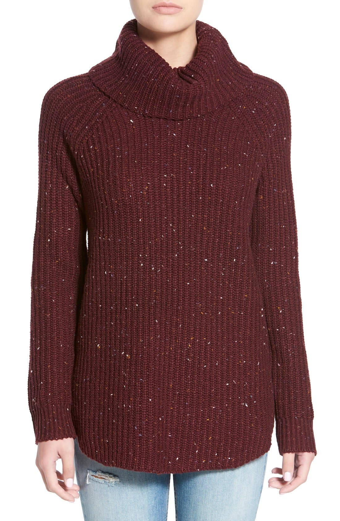 ,                             Turtleneck Sweater,                             Main thumbnail 26, color,                             930
