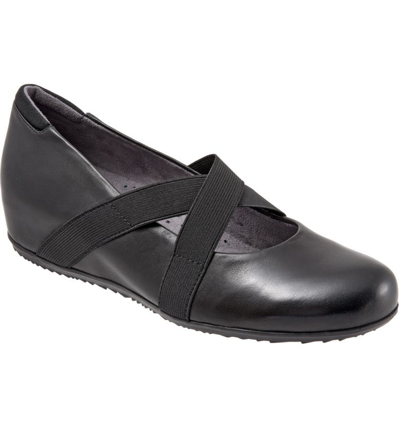 SOFTWALK<SUP>®</SUP> Waverly Mary Jane Wedge, Main, color, 001