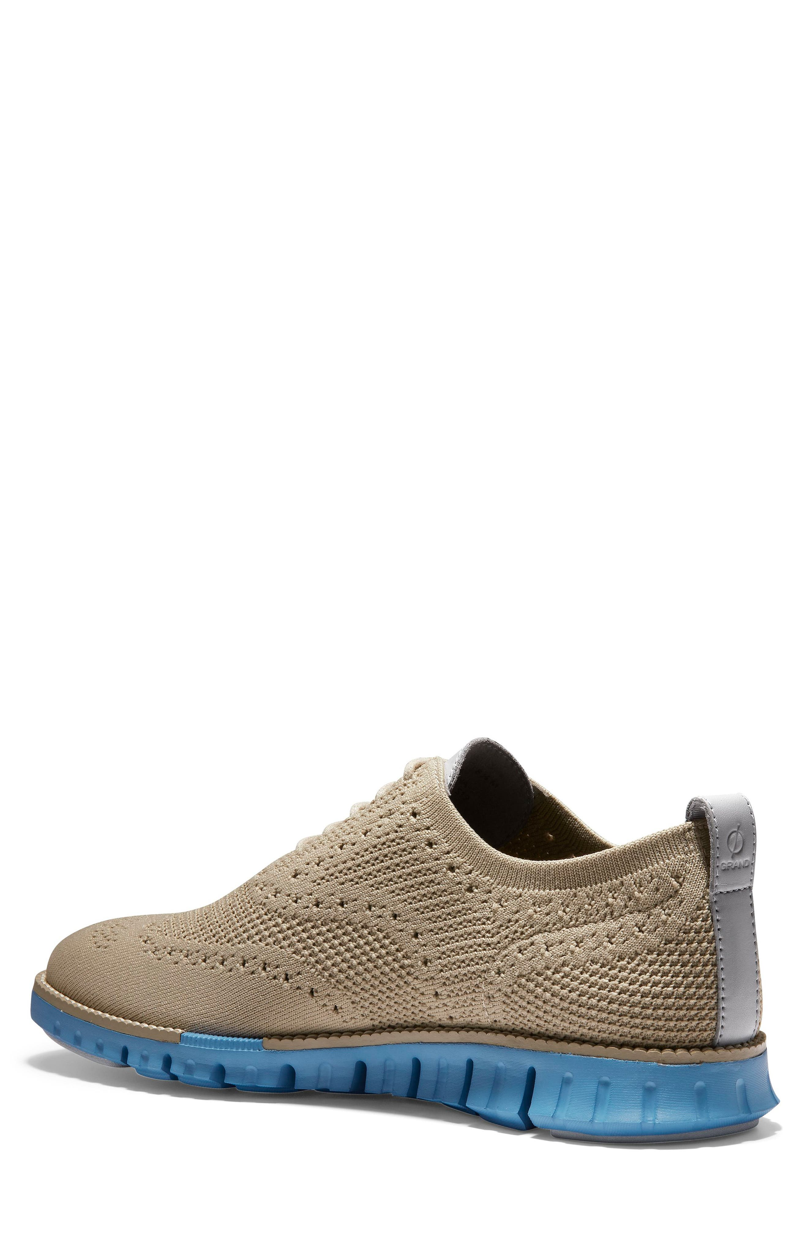 ,                             ZeroGrand Stitch-lite Wingtip Oxford,                             Alternate thumbnail 2, color,                             HAWTHORN/ PACIFIC