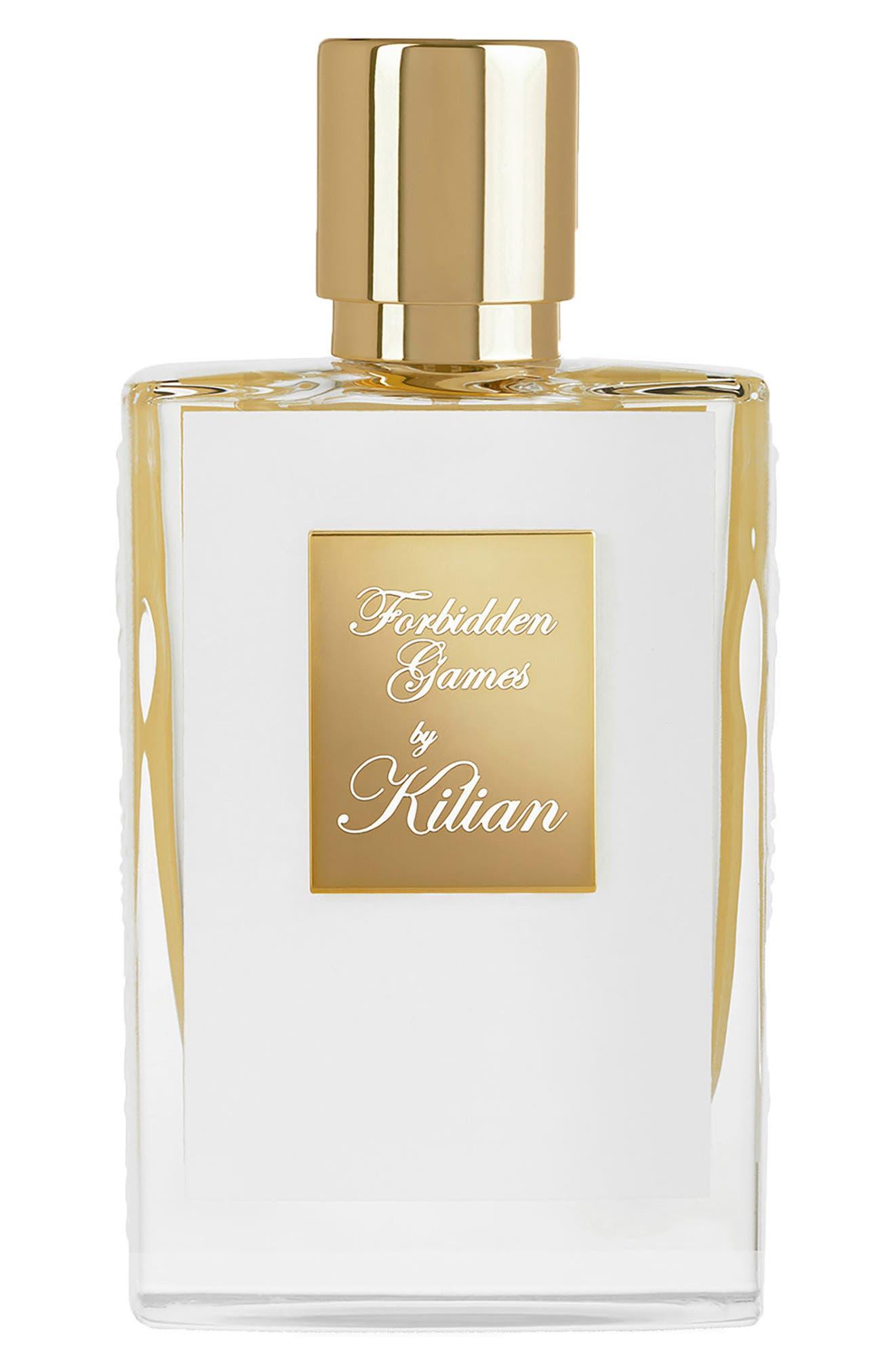 Narcotics Forbidden Games Refillable Perfume