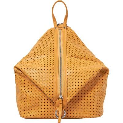 Urban Originals Hello Again Convertible Vegan Leather Backpack - Yellow
