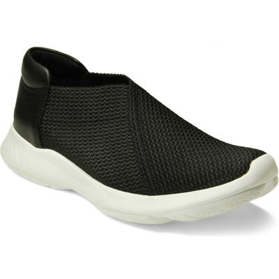 Vaneli Ania Slip-On Sneaker- Black