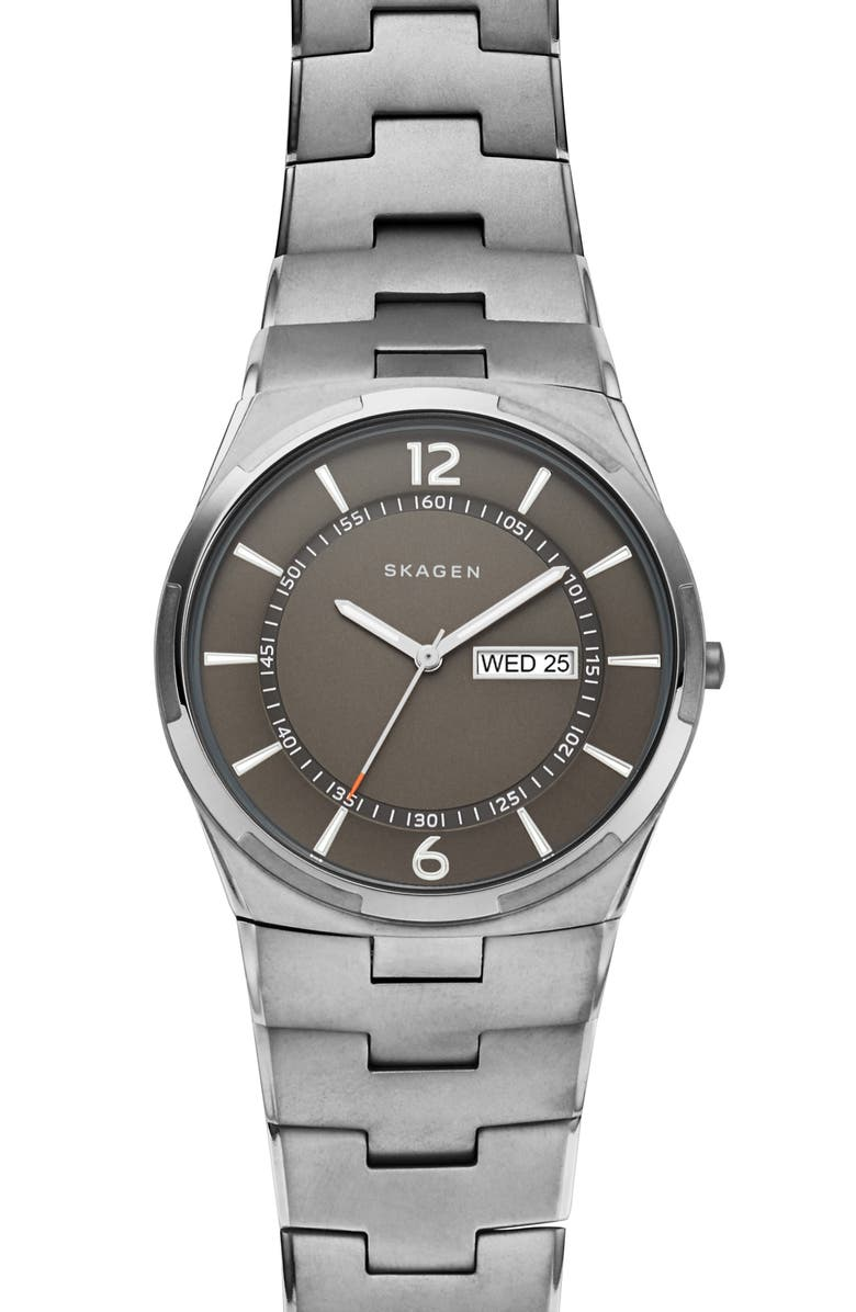 SKAGEN Melbye Bracelet Watch, 40mm, Main, color, 020