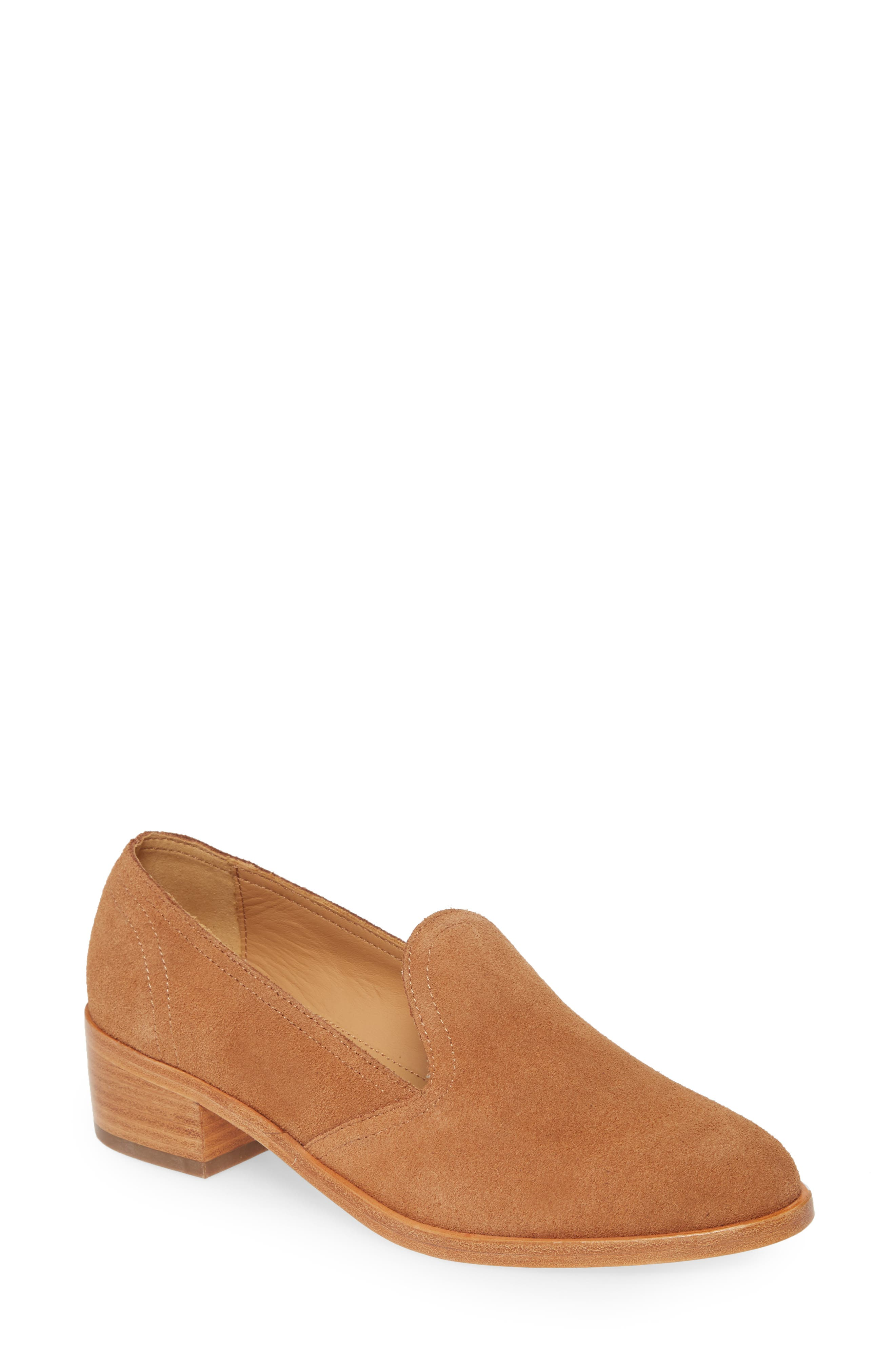A block heel adds just-right lift to a classic loafer that\\\'s ideal for the office and beyond. Style Name: Soludos Sophia Loafer (Women). Style Number: 5947305. Available in stores.