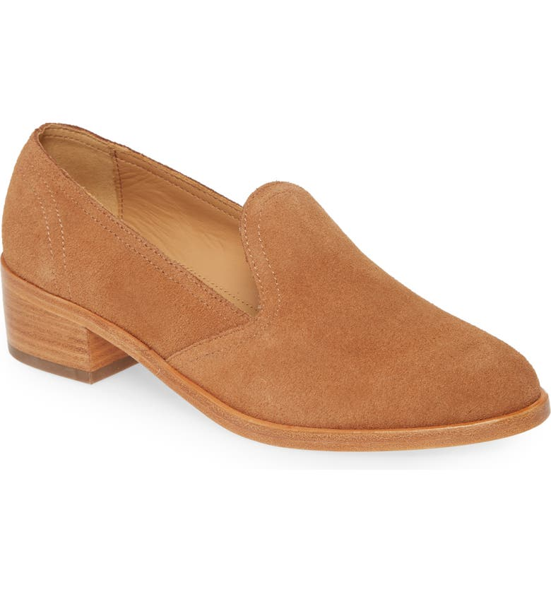SOLUDOS Sophia Loafer, Main, color, TAN