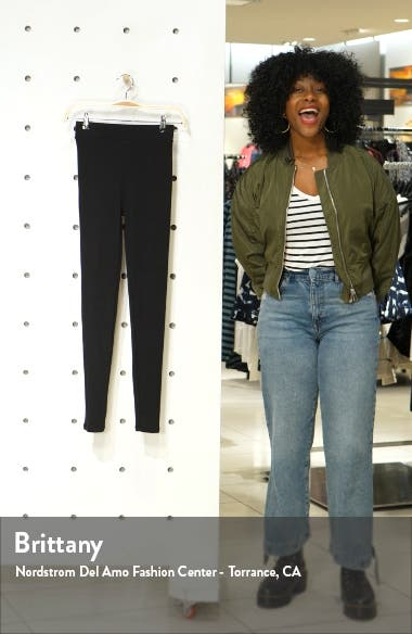 The NW High Waist Leggings, sales video thumbnail