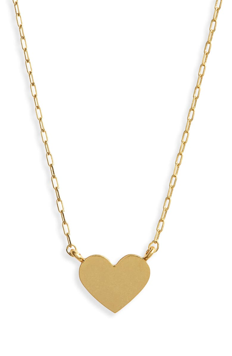 MADEWELL Heart Pendant Necklace, Main, color, 710