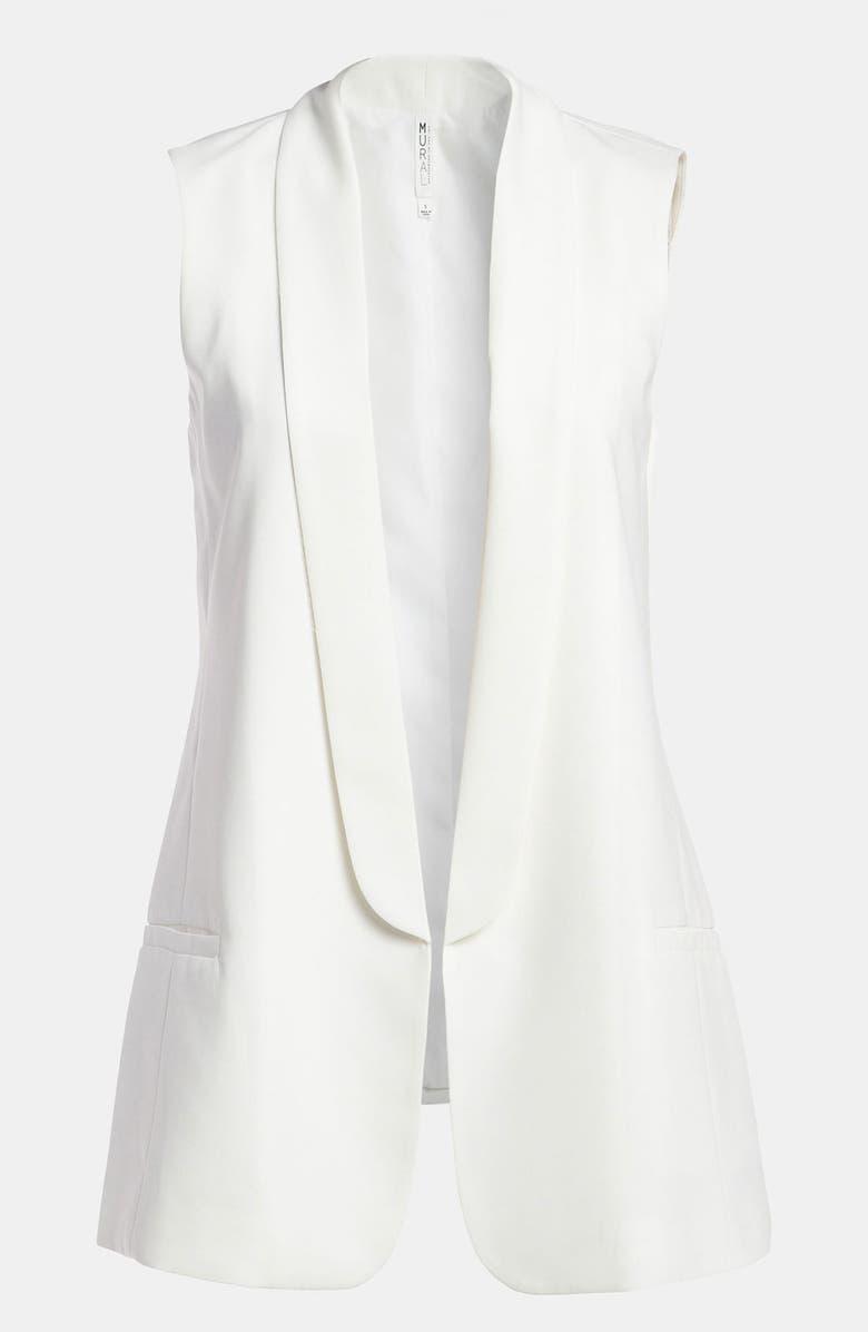 MURAL Tux Vest, Main, color, 100