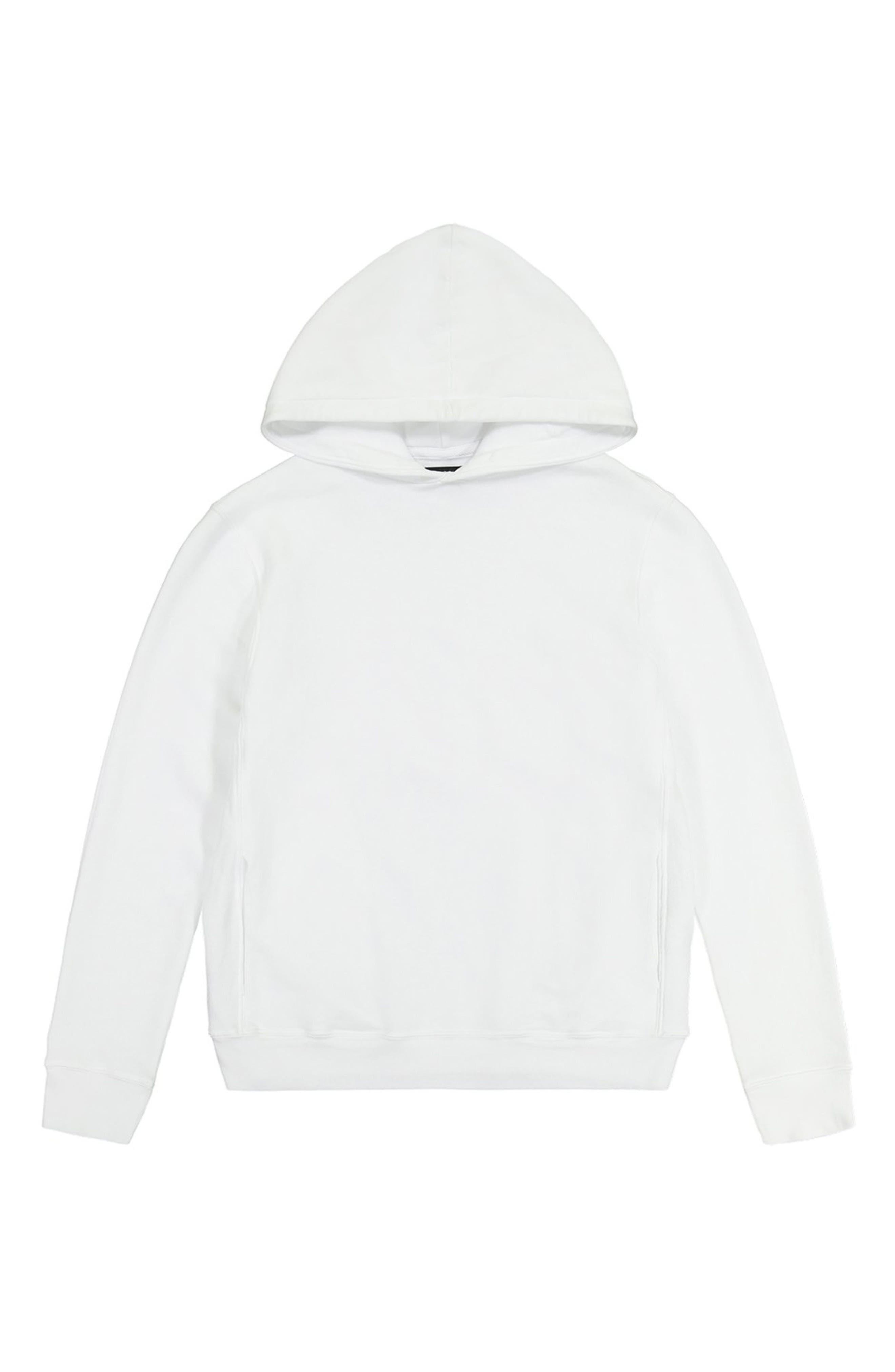 Terry Cloth Hoodie