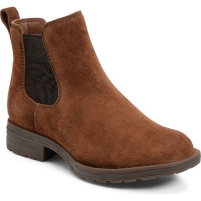 B?rn Cove Waterproof Chelsea Boot, Brown