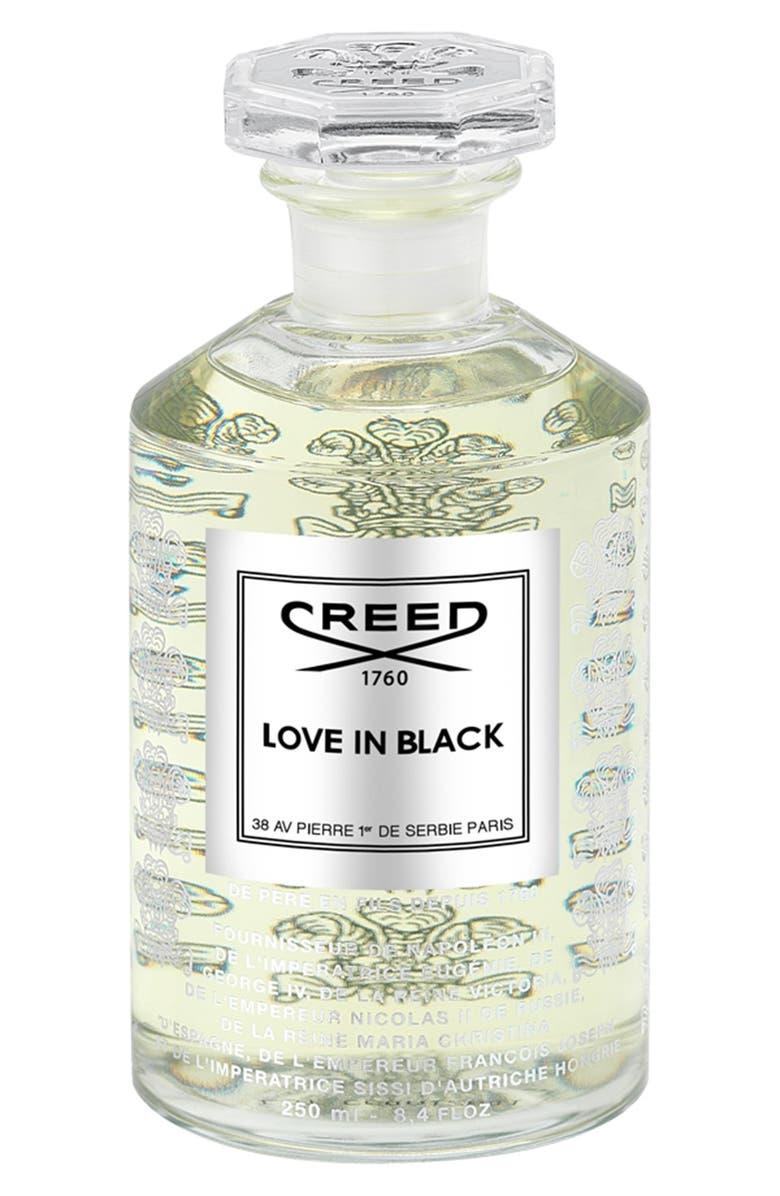CREED 'Love In Black' Fragrance, Main, color, NO COLOR