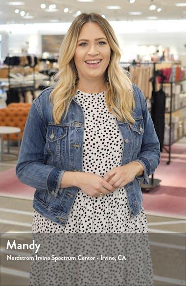 Dameen Wool Blend Coat, sales video thumbnail