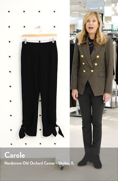 Nuluu Tie Ankle Pants, sales video thumbnail