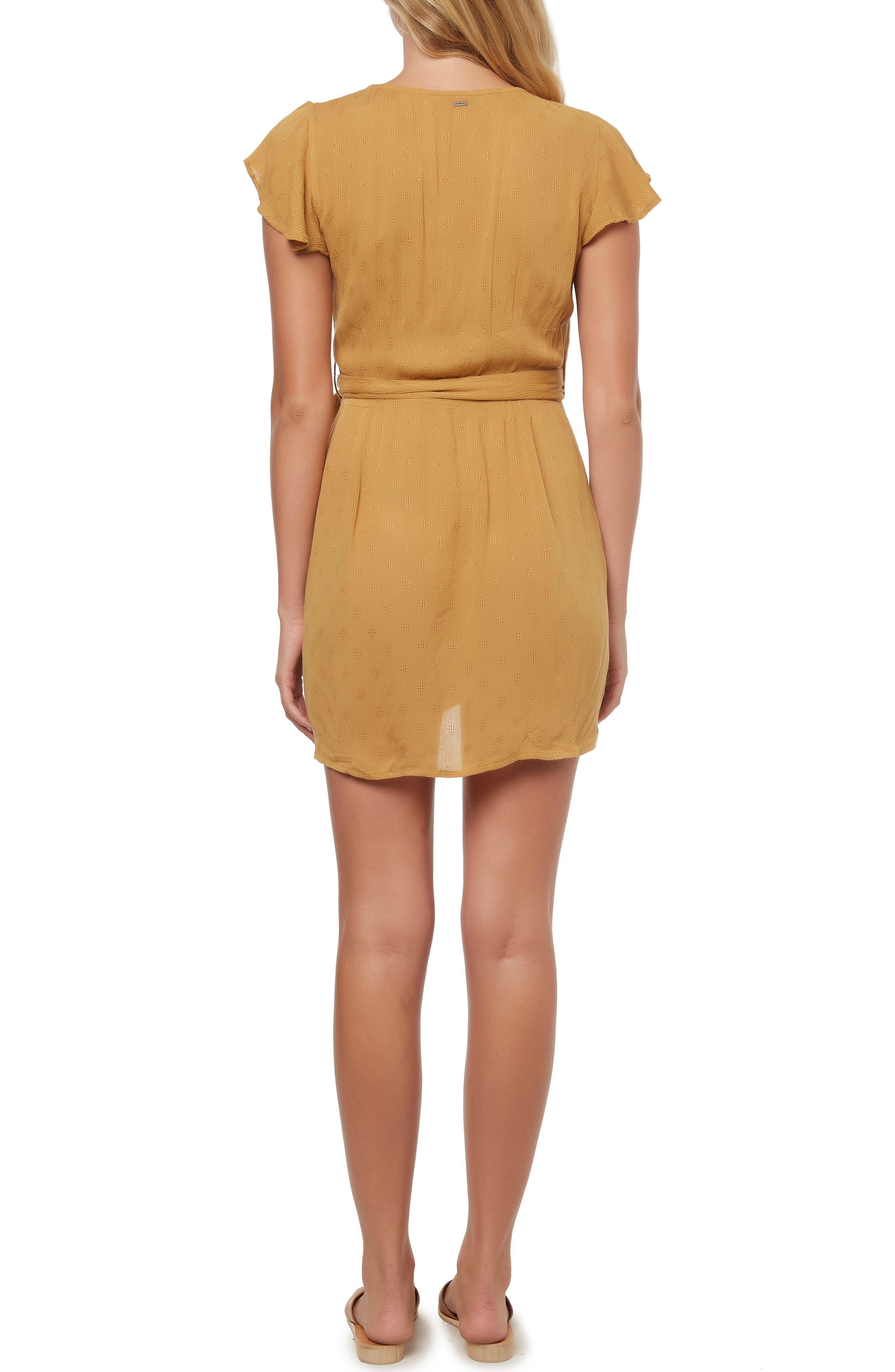 ,                             Maureen Wrap Dress,                             Alternate thumbnail 6, color,                             700