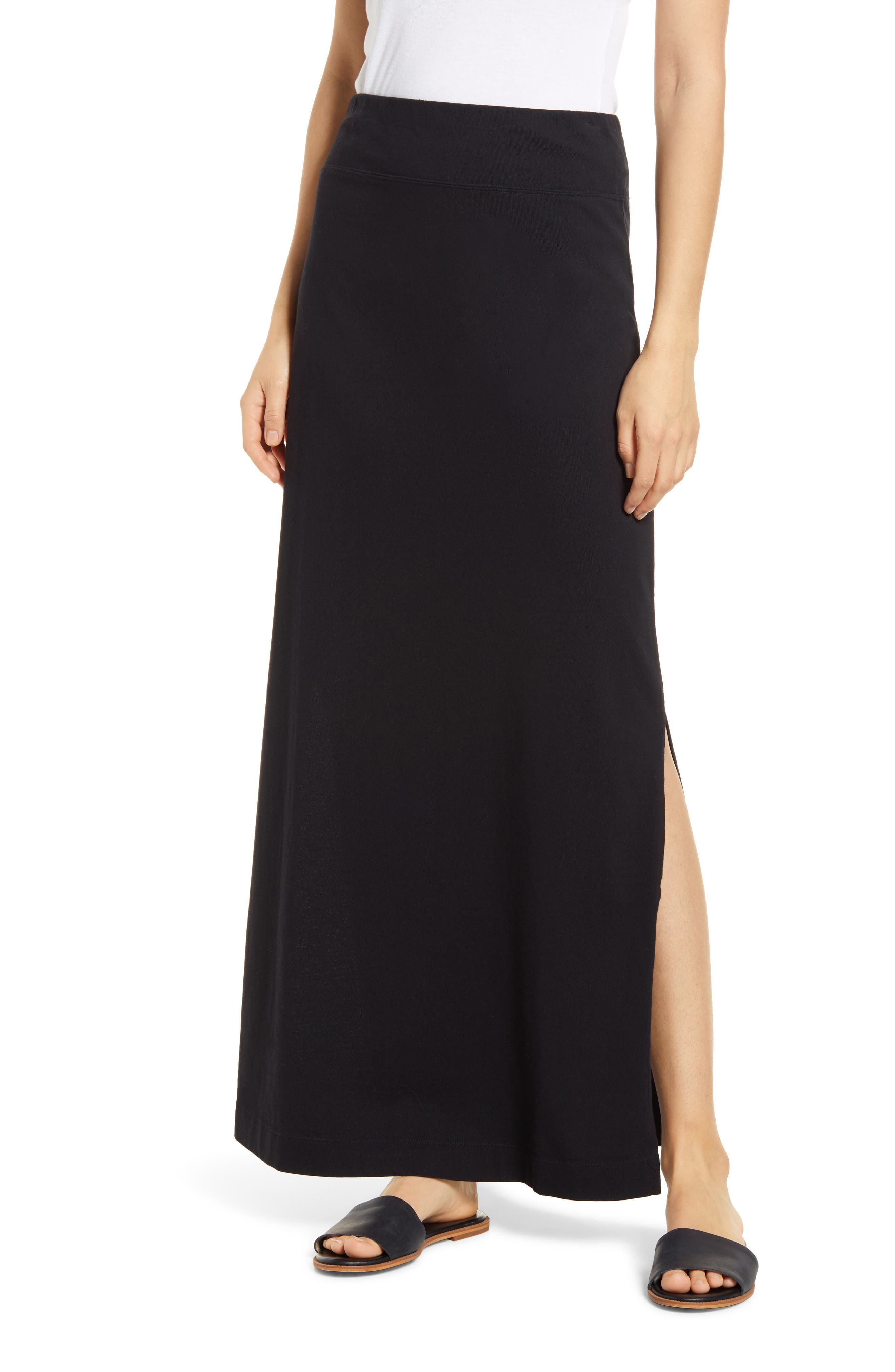 Image of Caslon Knit Maxi Skirt