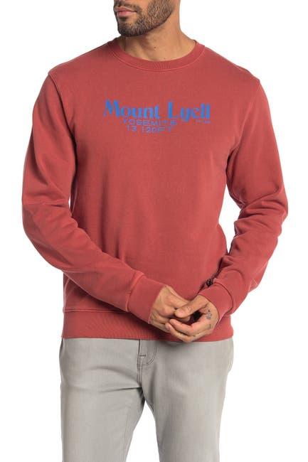 Image of FRAME Mount Lyell Sweatshirt