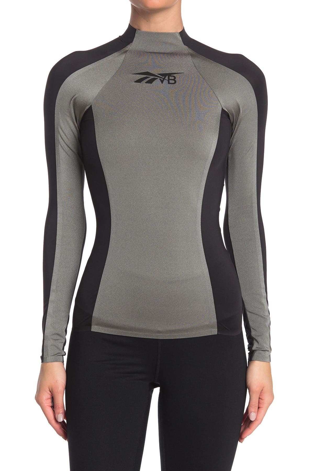 Image of REEBOK BY VICTORIA BECKHAM High Neck Stretch Top