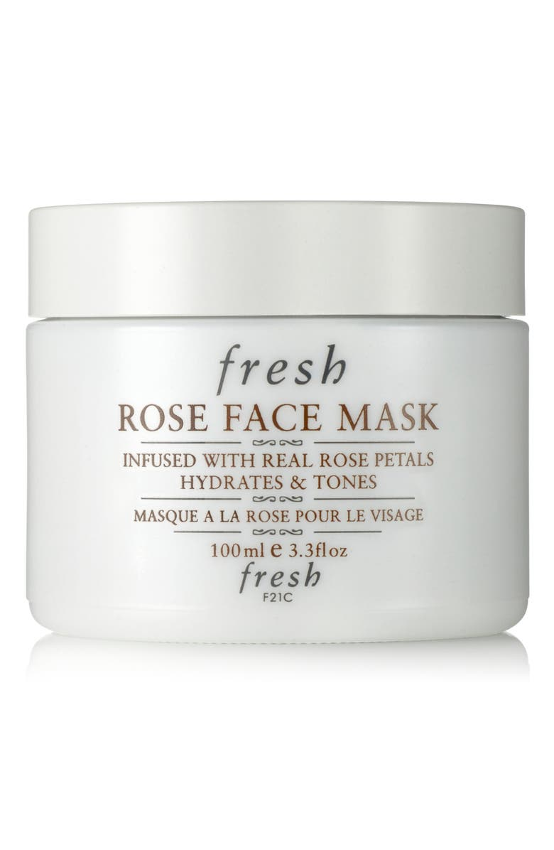 FRESH<SUP>®</SUP> Rose Face Mask<sup>®</sup>, Main, color, NO COLOR
