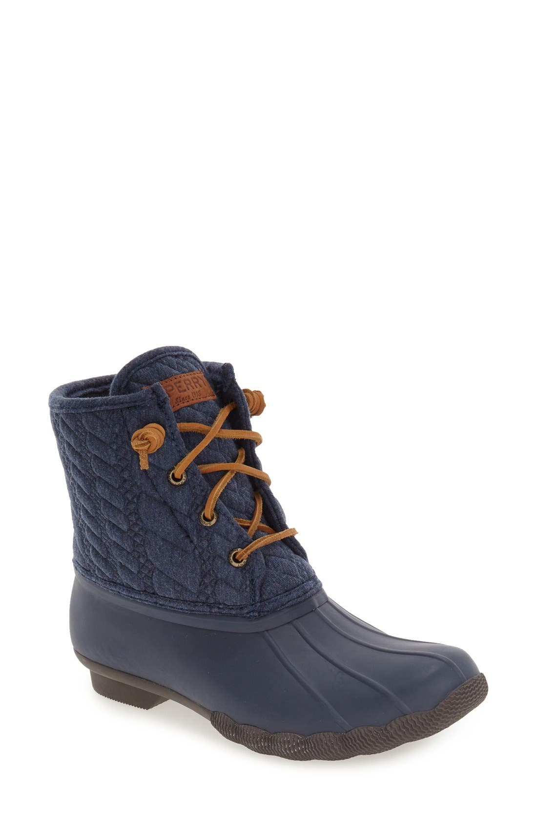 ,                             Saltwater Duck Boot,                             Main thumbnail 96, color,                             412
