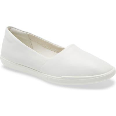 Ecco Simpil Loafer, White