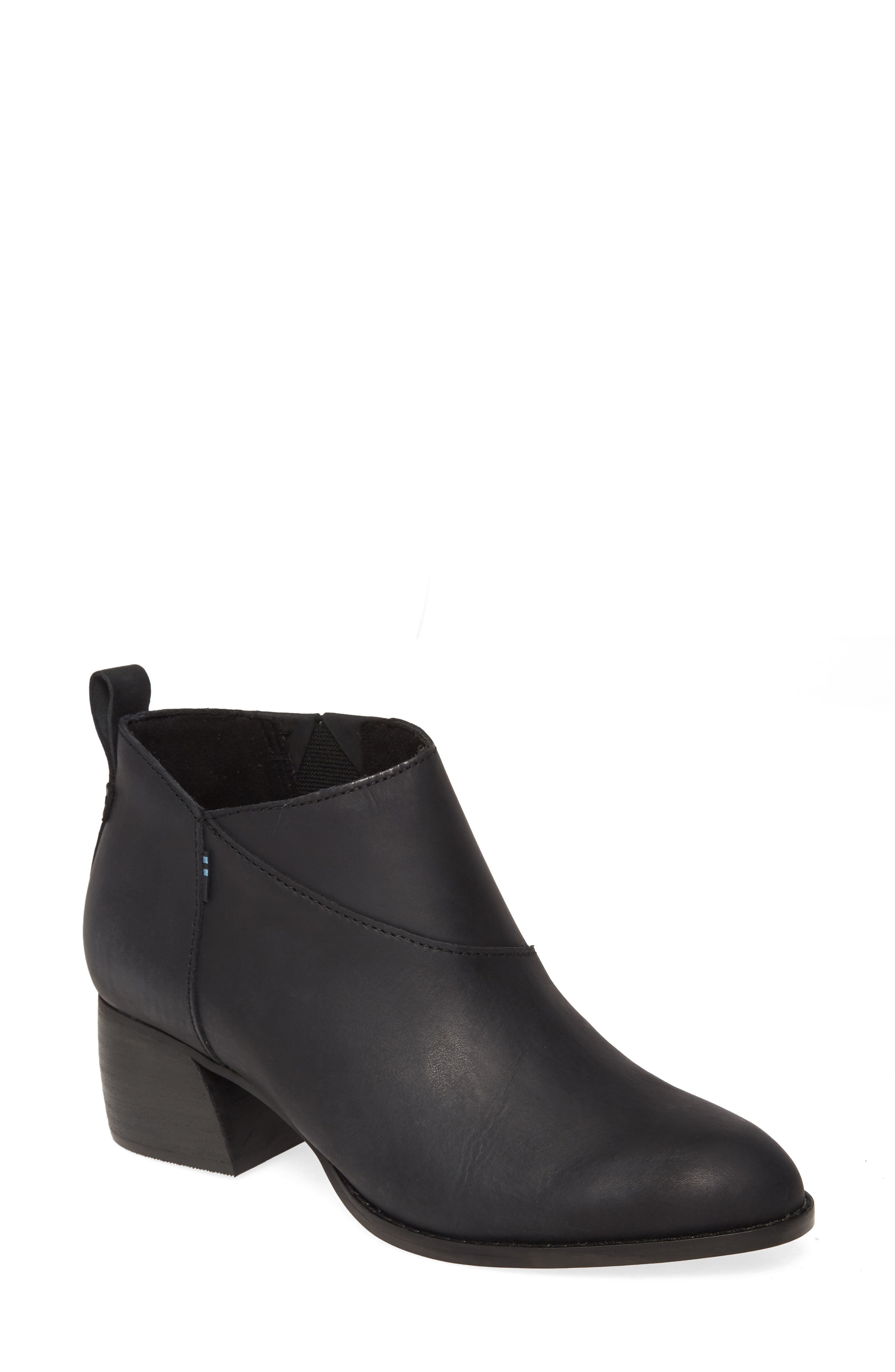 TOMS | Leilani Leather Bootie