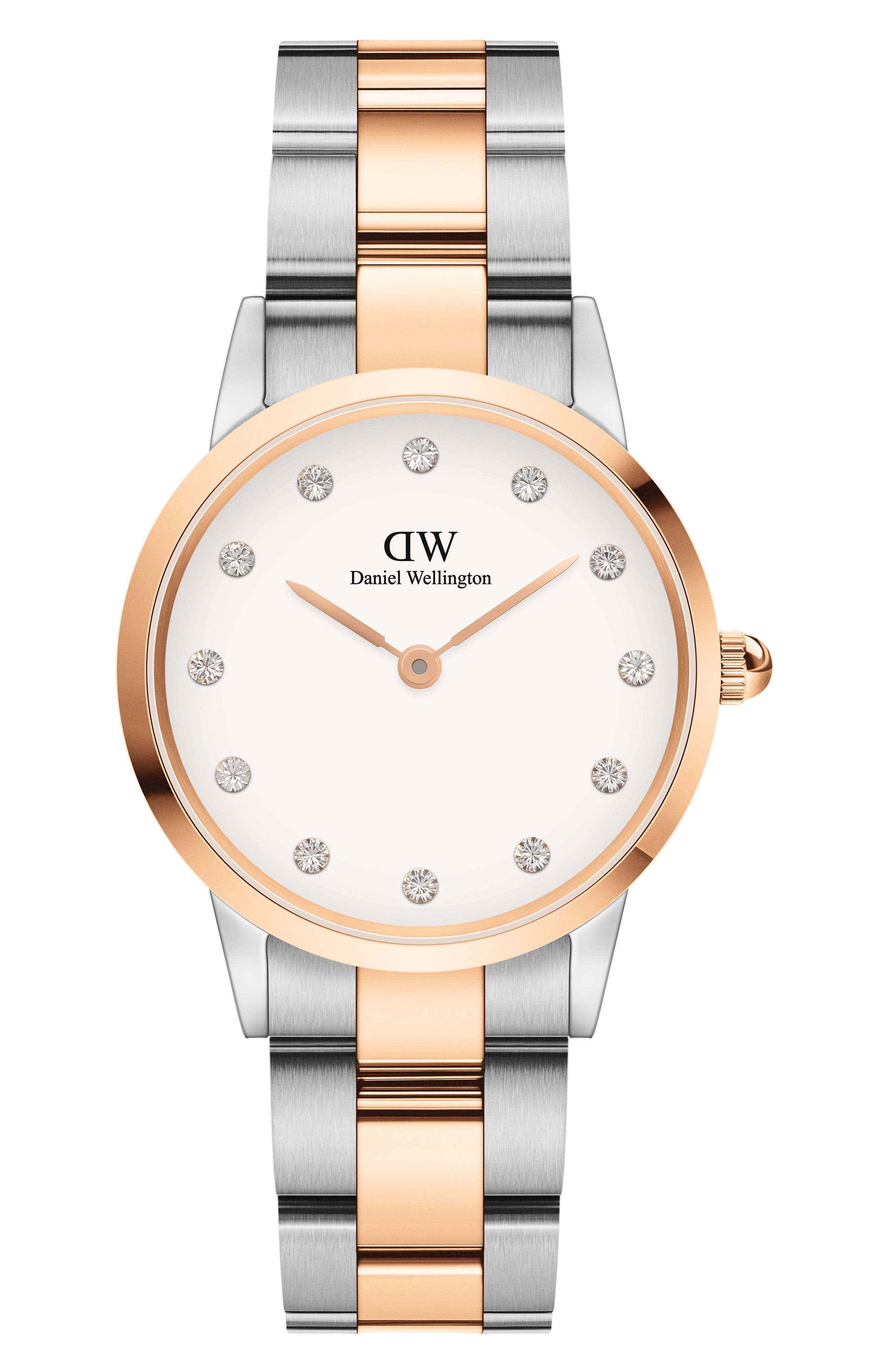 Iconic Lumine Bracelet Watch
