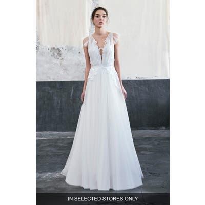 Inmaculada Garcia Loreto Tulle Ballgown, Size - Ivory