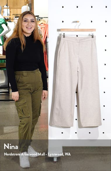 Adelchi Crop Pants, sales video thumbnail