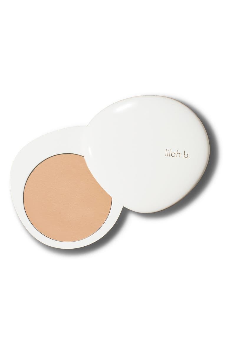 LILAH B. Marvelous Matte Crème Foundation, Main, color, 01- B.ORIGINAL /LIGHT