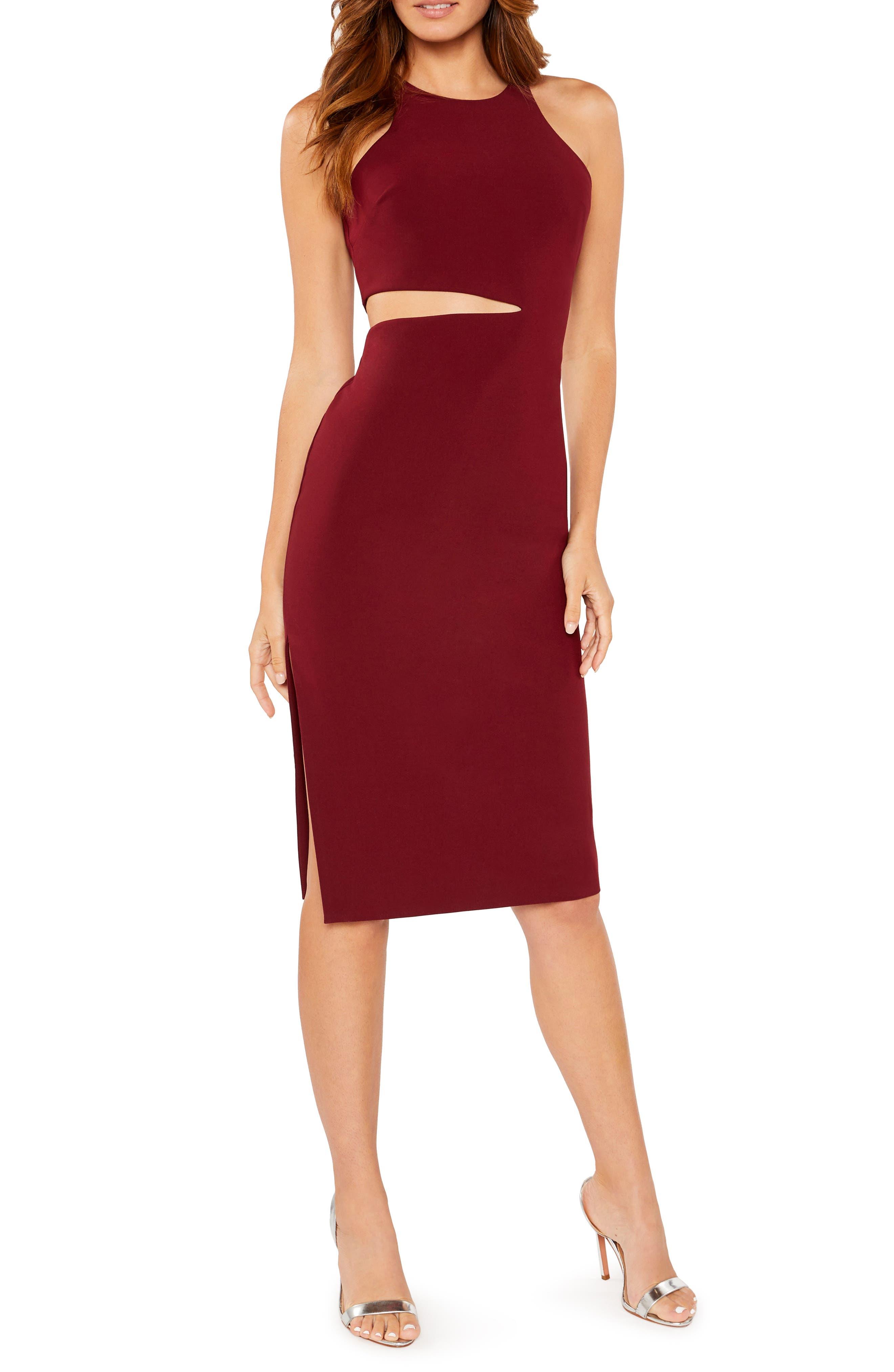 Viola Cutout Sleeveless Dress