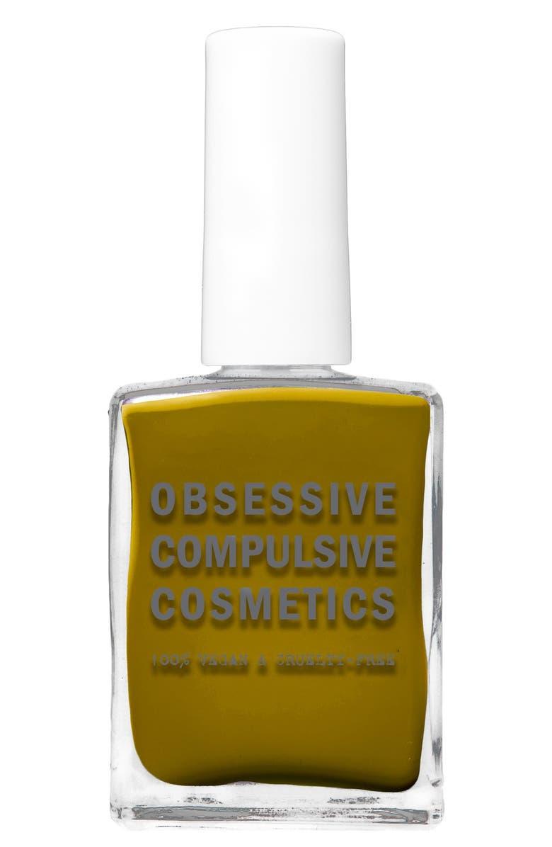 OBSESSIVE COMPULSIVE COSMETICS Nail Lacquer, Main, color, 202