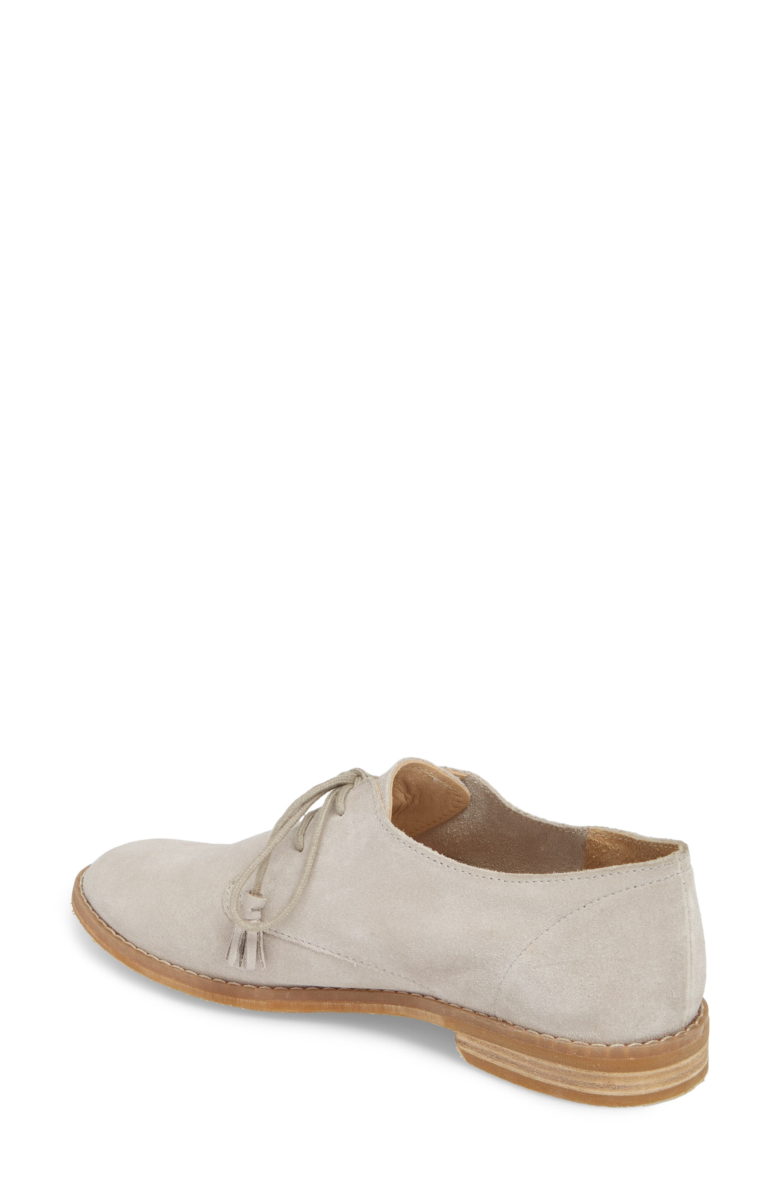 ,                             Chardon Derby,                             Alternate thumbnail 2, color,                             ICE GREY SUEDE