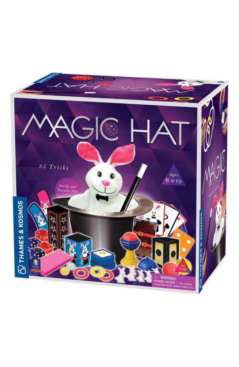THAMES & KOSMOS Magic Hat Kit, Main, color, 001