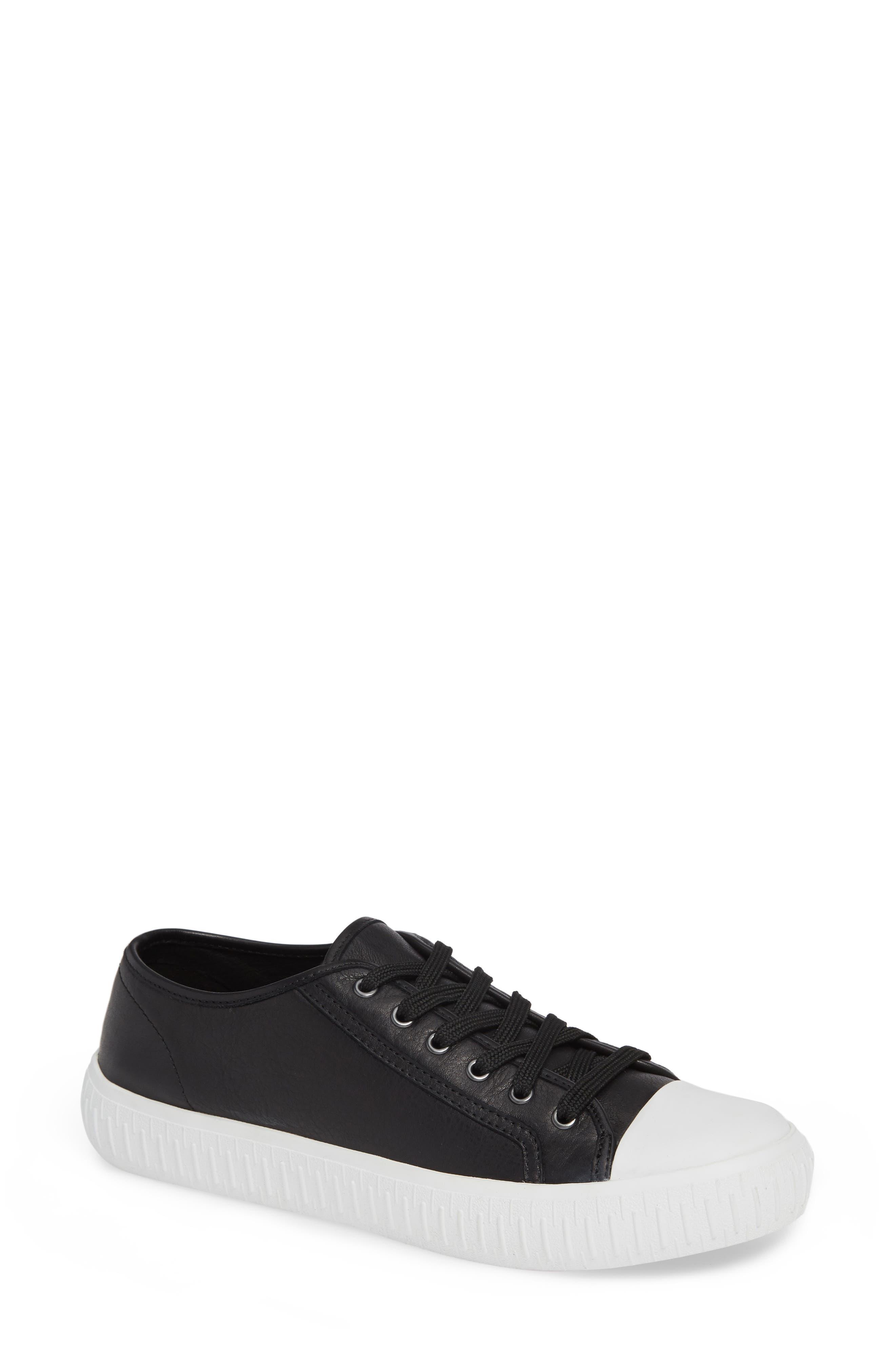 Eileen Fisher Nod Sneaker- Black