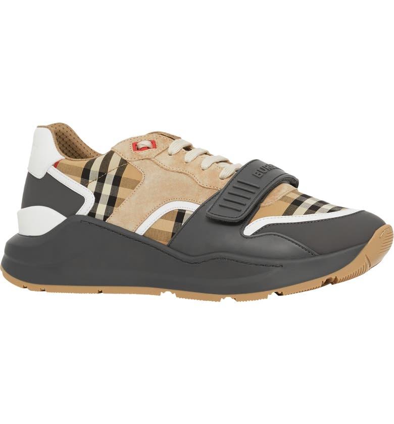 BURBERRY Ramsey Sneaker, Main, color, 251