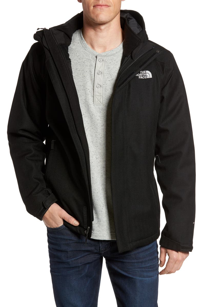 7a0a71c7 The North Face Inlux TriClimate® Waterproof 3-in-1 Jacket   Nordstrom