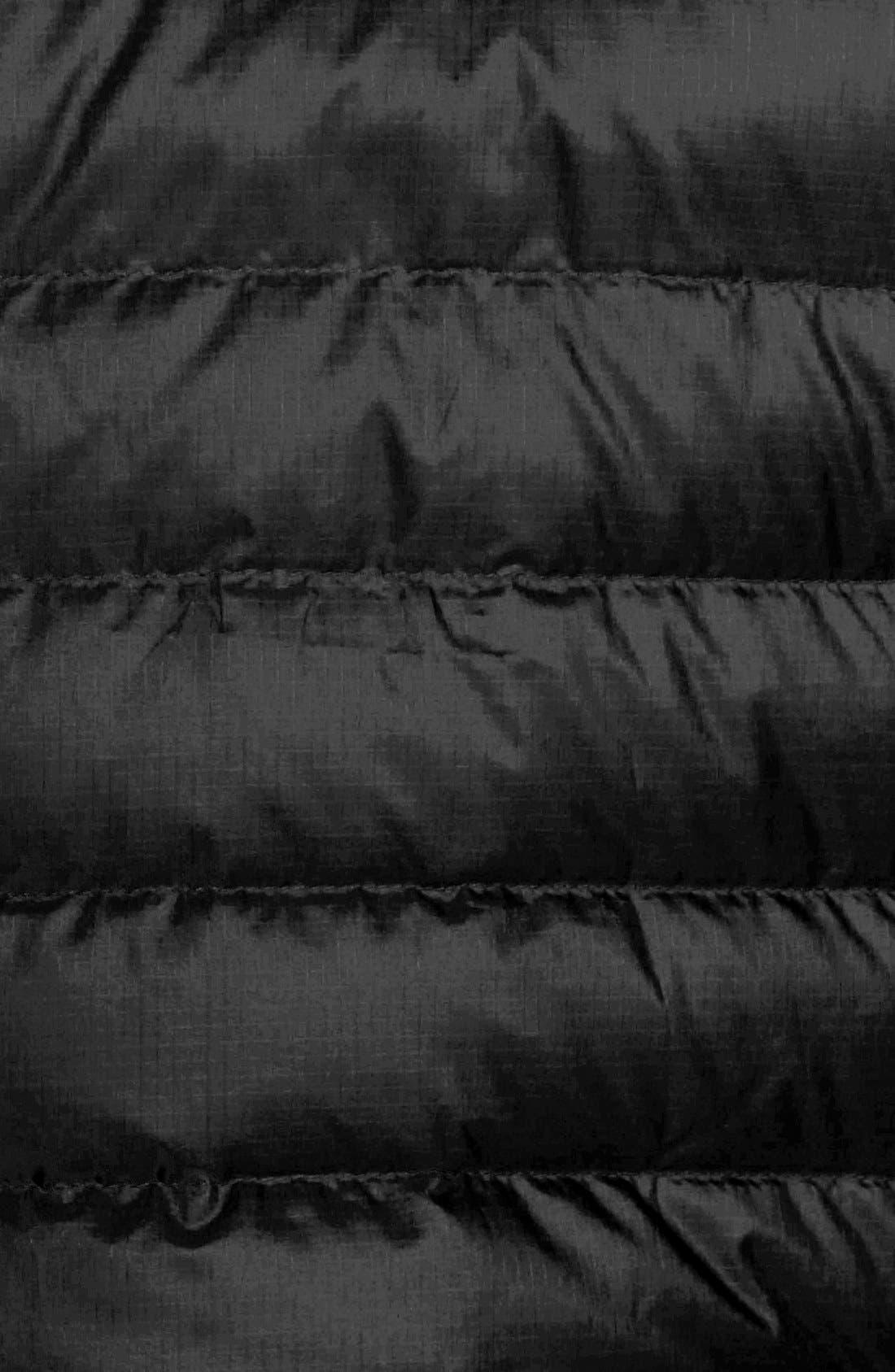 ,                             Down Jacket,                             Alternate thumbnail 7, color,                             BLACK