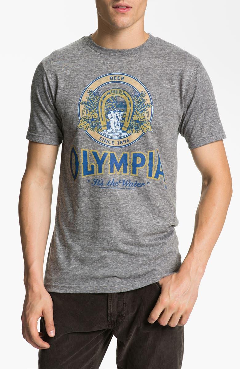 palmercash 39 olympia beer 39 crewneck t shirt men nordstrom. Black Bedroom Furniture Sets. Home Design Ideas
