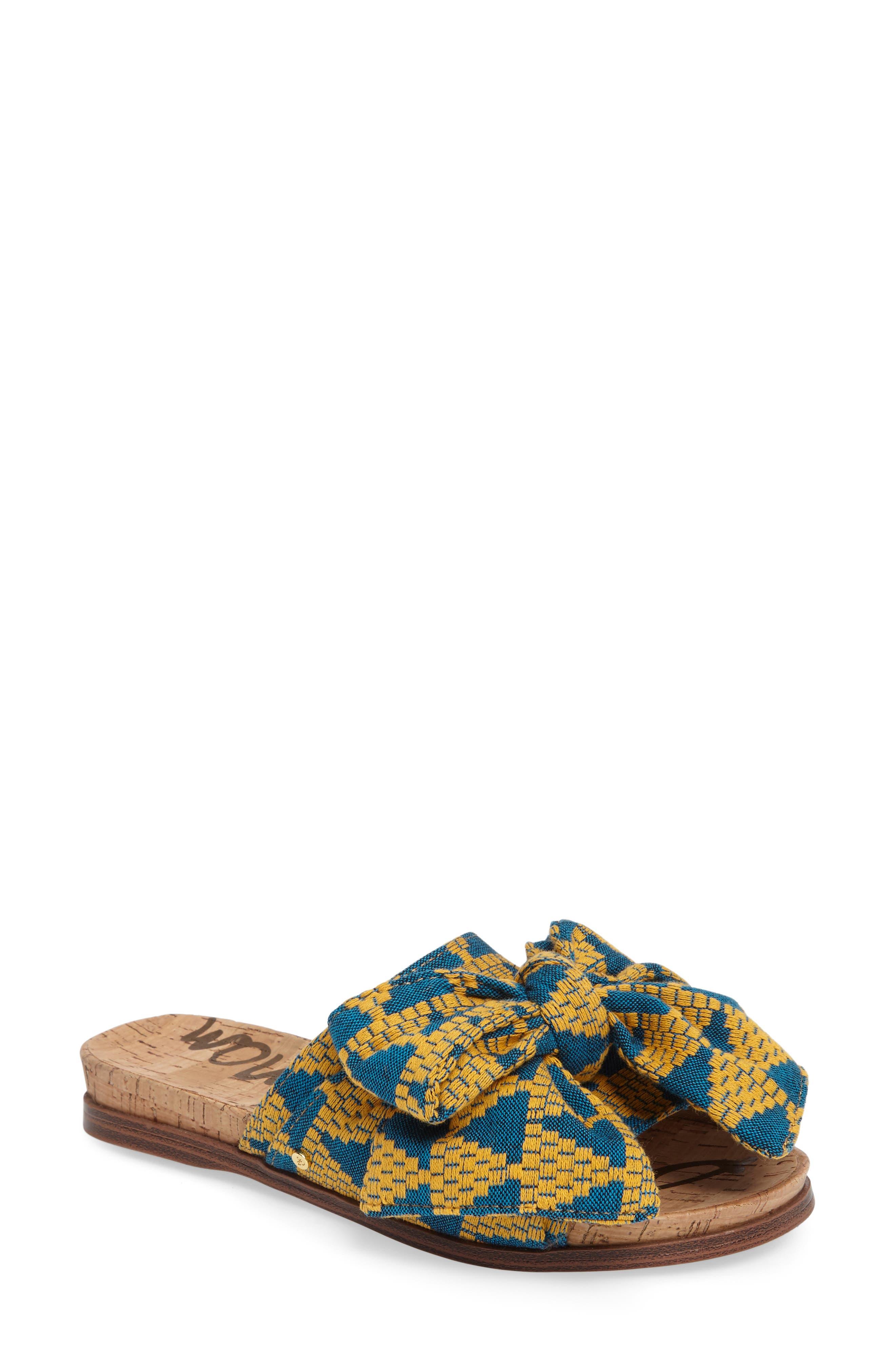 ,                             Henna Slide Sandal,                             Main thumbnail 25, color,                             700