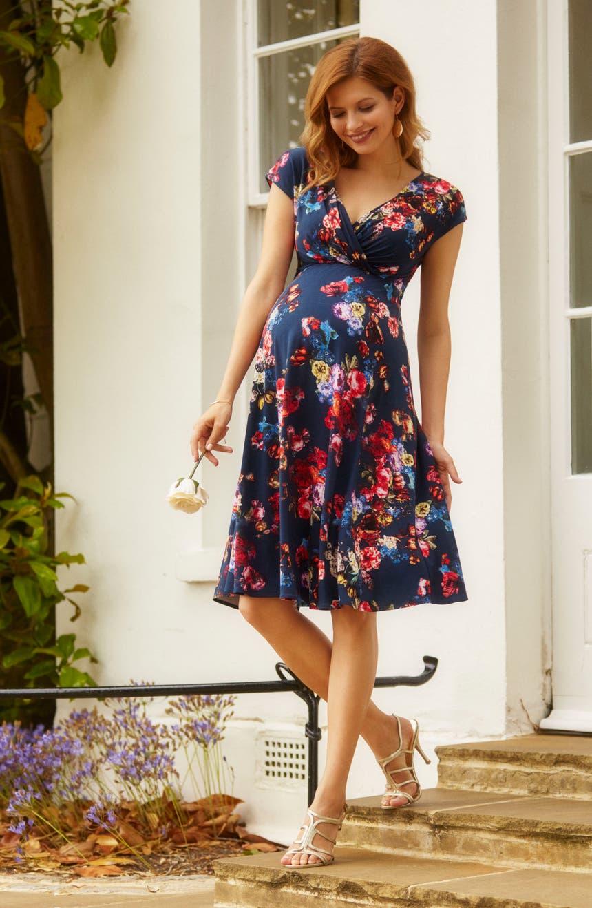 94fc78026a9b3 Tiffany Rose Alessandra Floral Maternity/Nursing Dress | Nordstrom