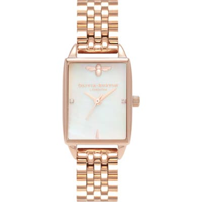 Olivia Burton Beehive Bracelet Watch, 20Mm