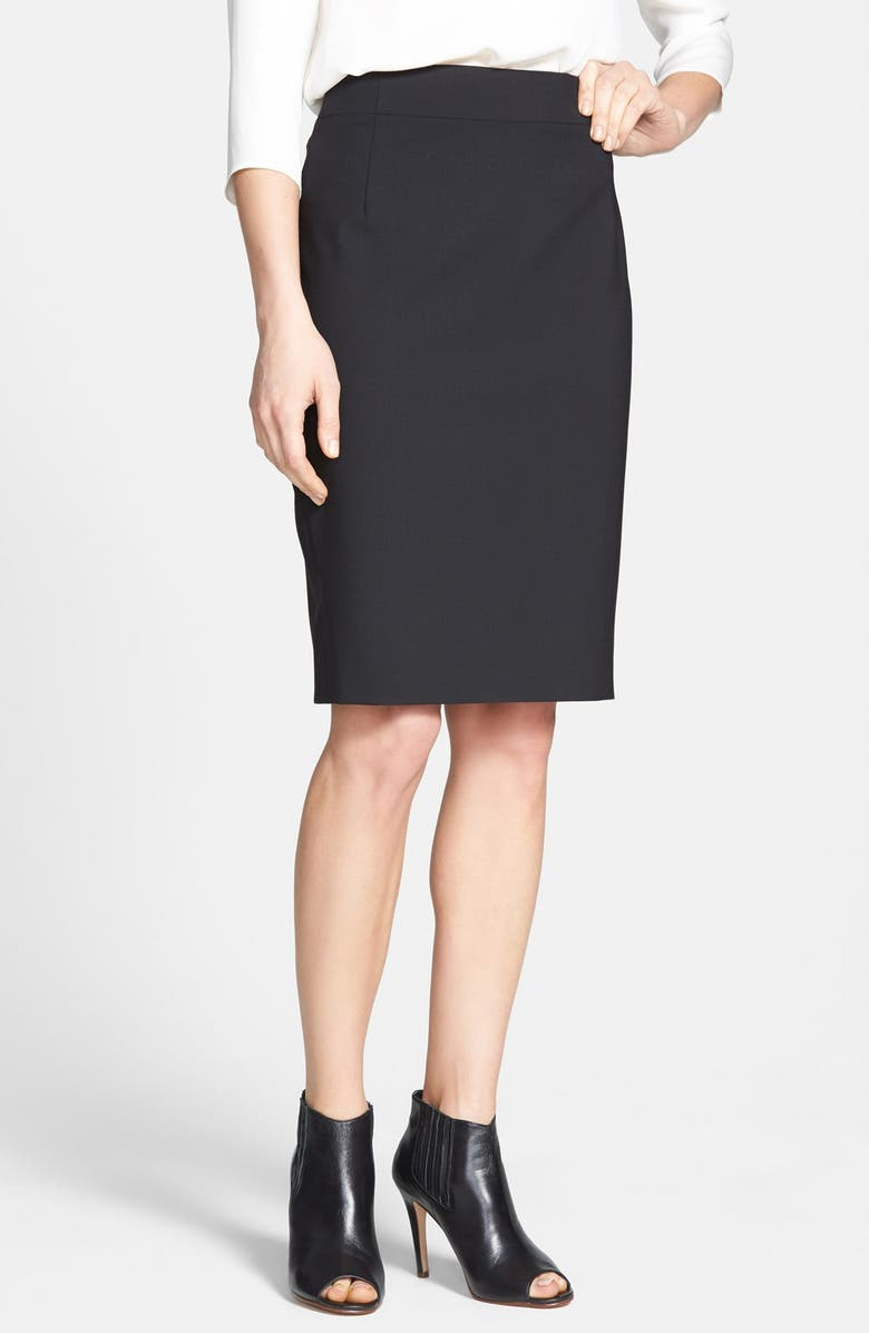 430260c0f Theory 'Joanie' Stretch Wool Pencil Skirt | Nordstrom
