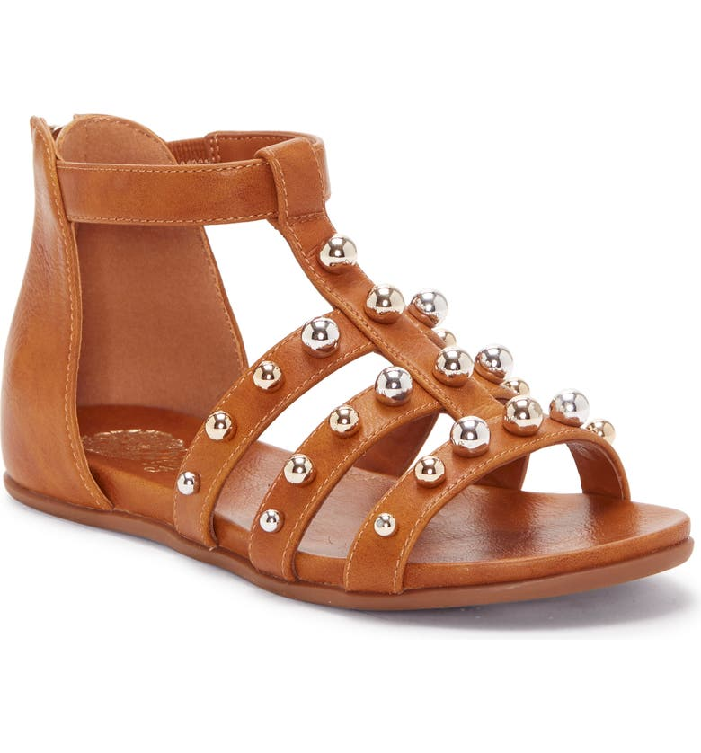 VINCE CAMUTO Abree Studded Cage Sandal, Main, color, 240