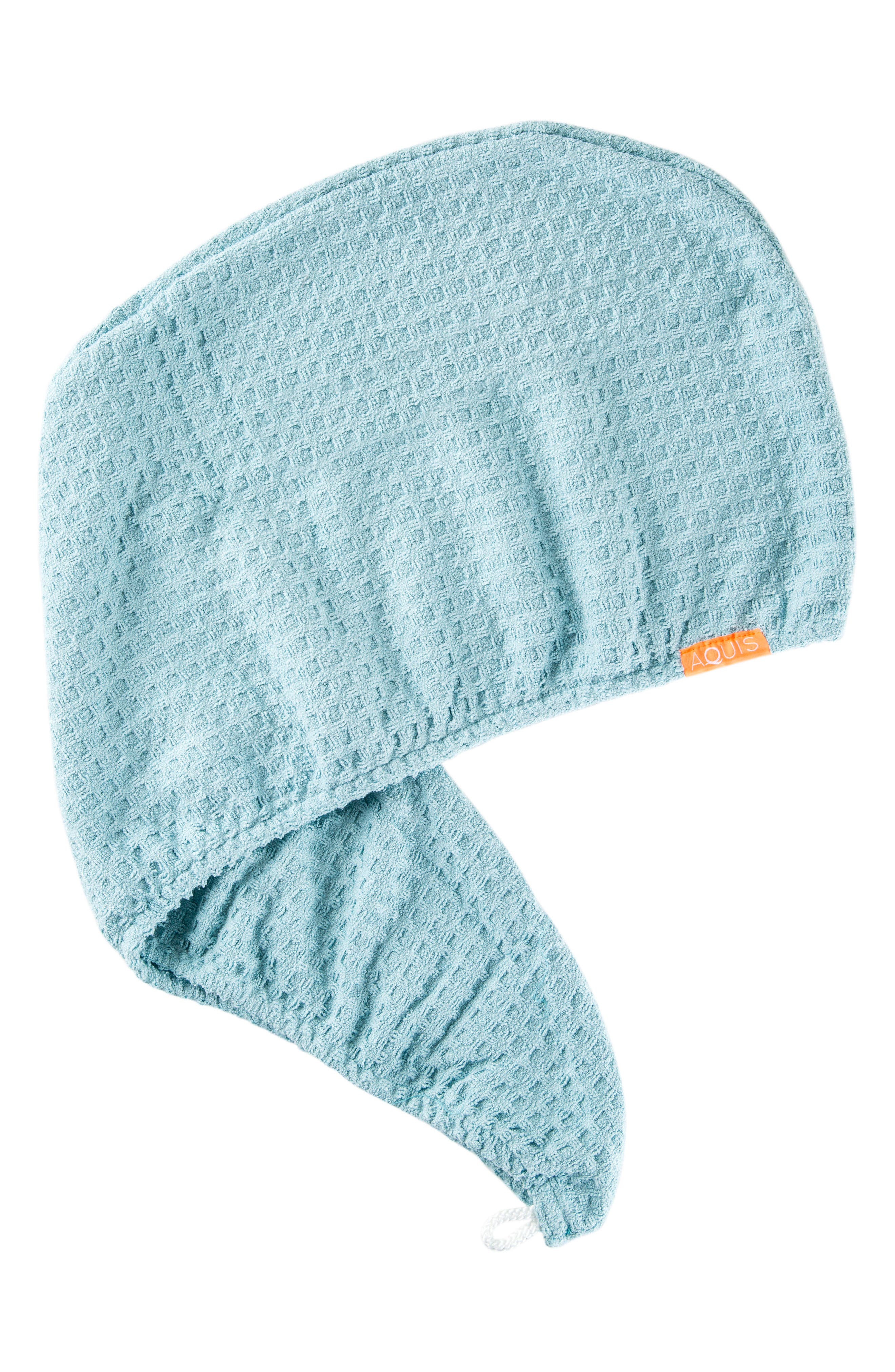 Rapid Dry Waffle Hair Wrap Towel