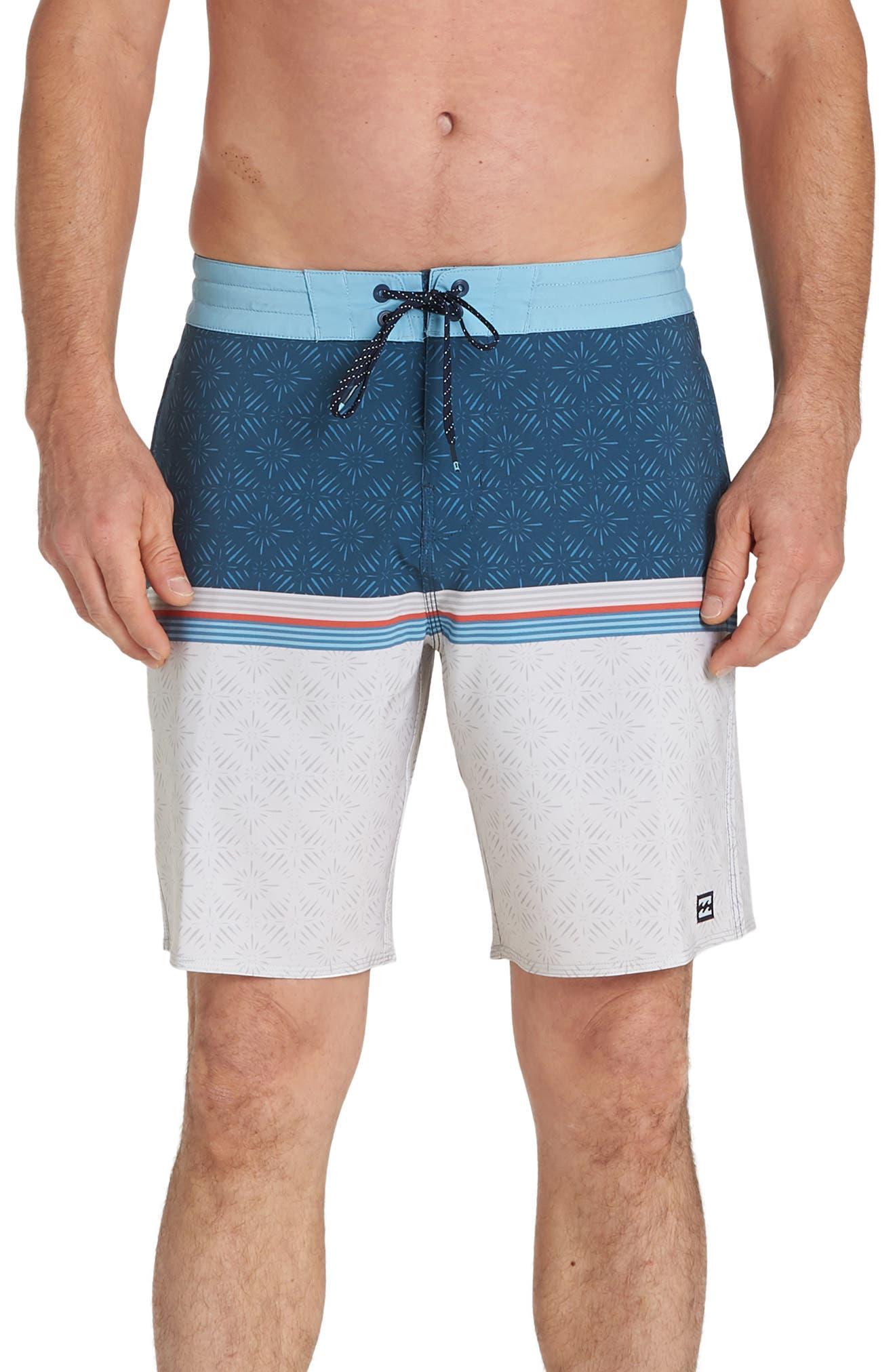 Billabong Fifty50 Low Tide Board Shorts, Beige