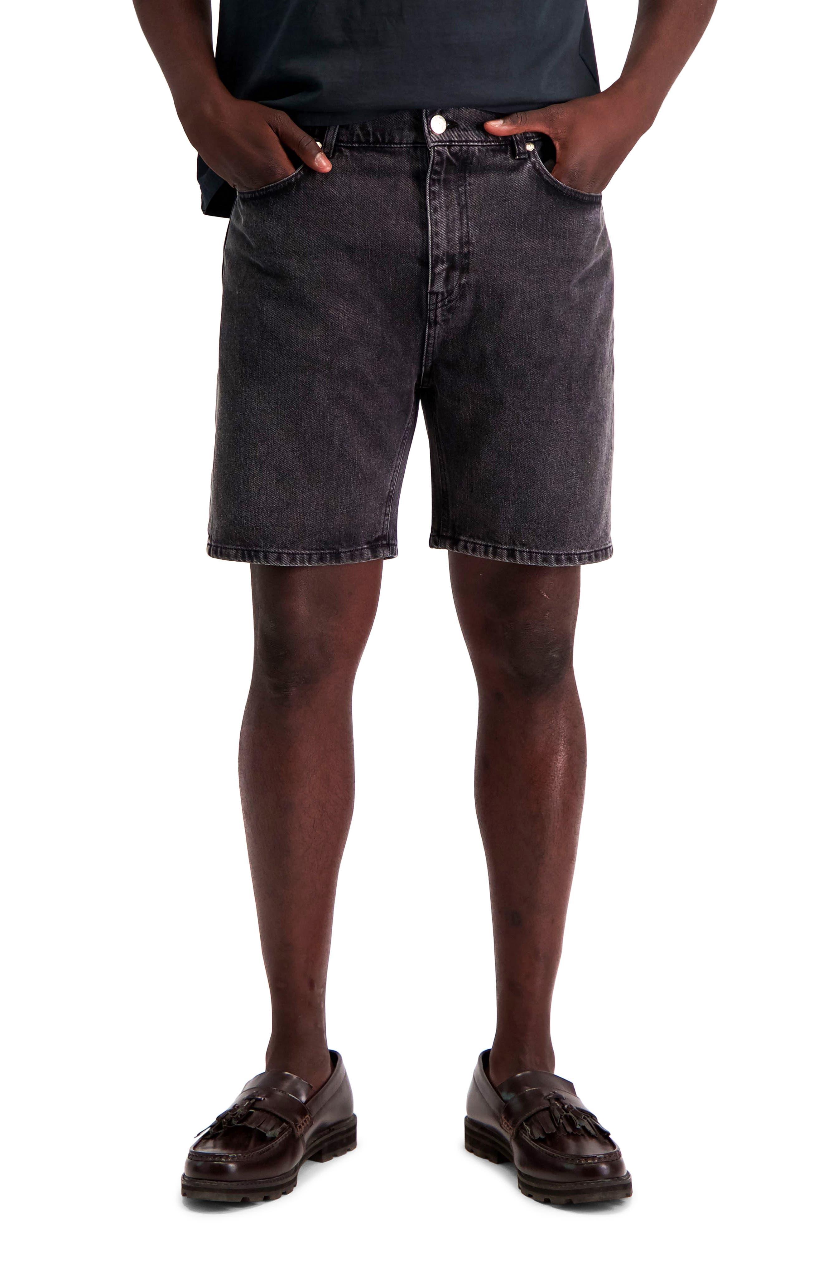 Ted Regular Fit Denim Shorts