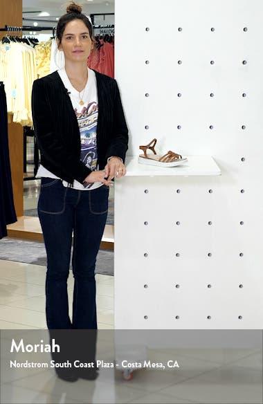 Corksphere Ankle Strap Sandal, sales video thumbnail