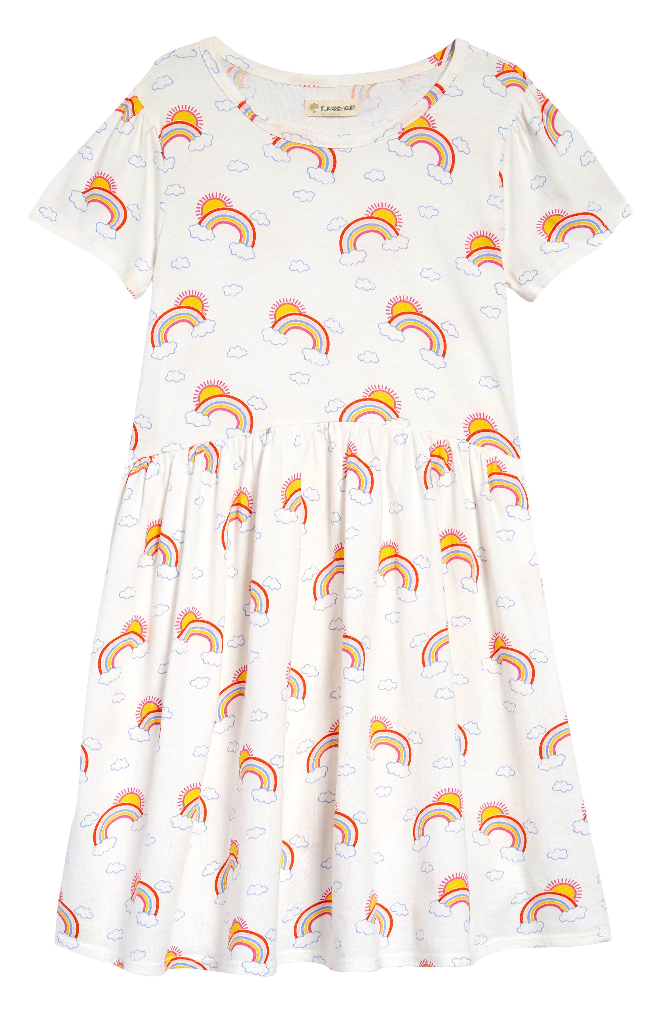 Image of Tucker + Tate Printed Short Sleeve Dress