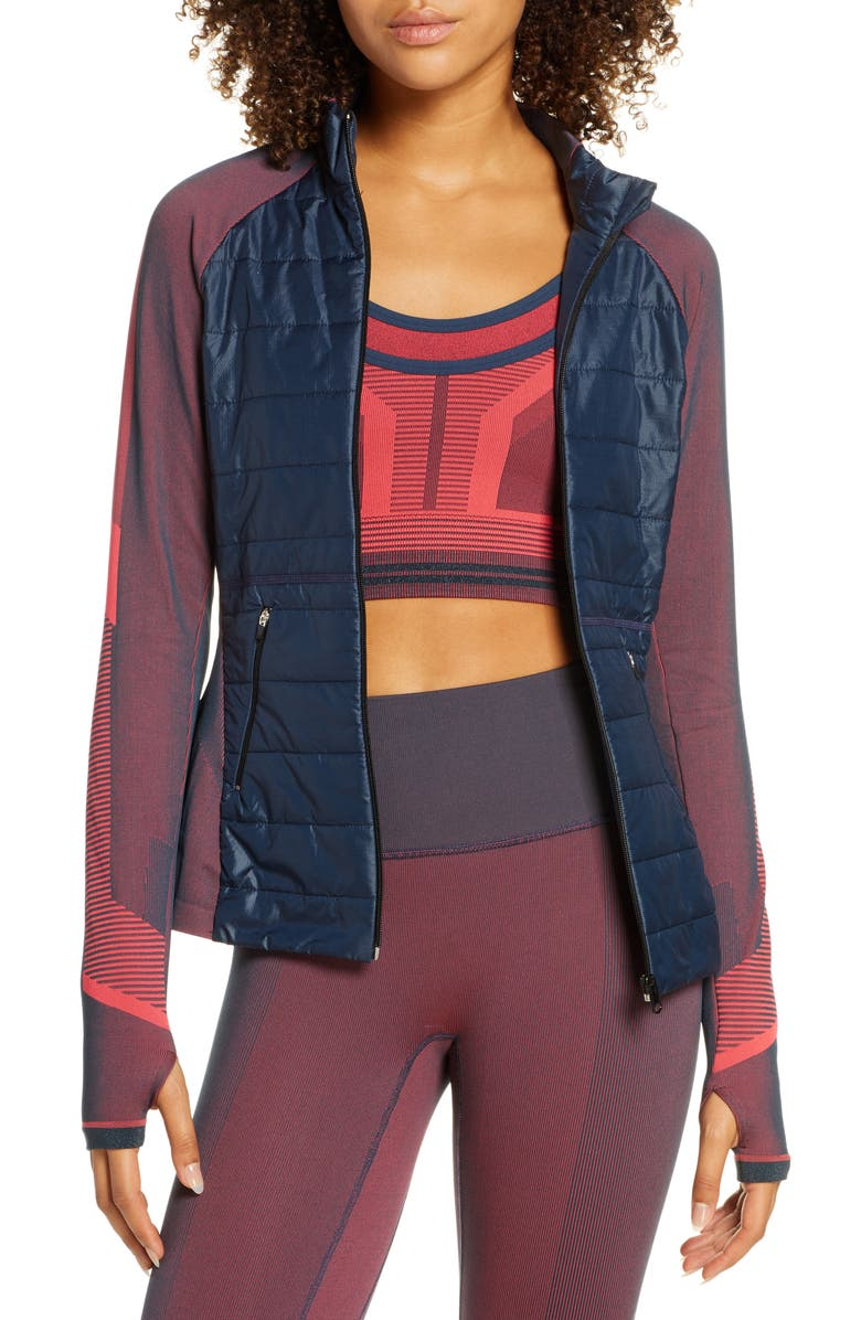 LNDR Buzz PrimaLoft<sup>®</sup> Quilted Jacket, Main, color, 020
